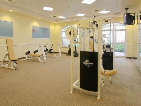 Fitnesscenter Country Inn & Suites Orlando Maingate At Calypso Cay