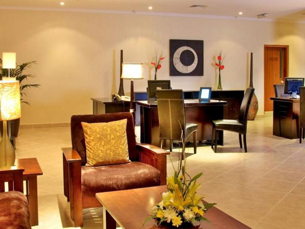 Foyer Dhafra Beach hotel