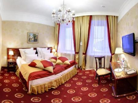 Deluxe Double Room Golden Triangle Boutique Hotel