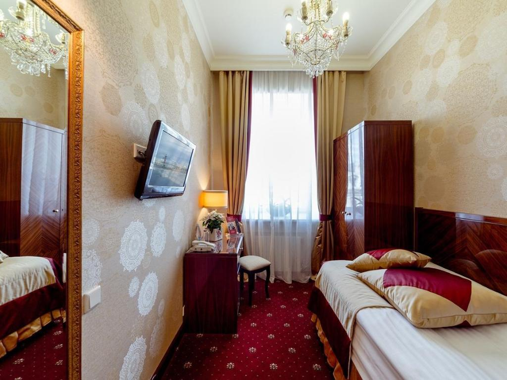 Standard Single Room Golden Triangle Boutique Hotel