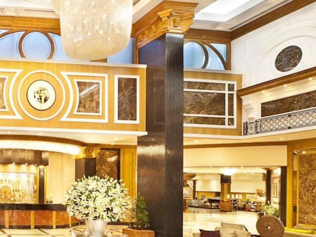 大廳 巴林海灣會議SPA飯店 (Gulf Hotel Bahrain Convention and Spa)