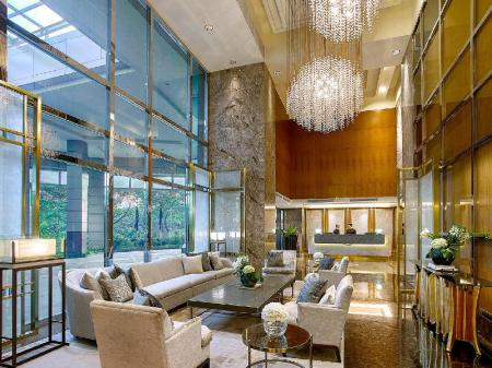 Lobby The Ritz-Carlton Jakarta, Pacific Place