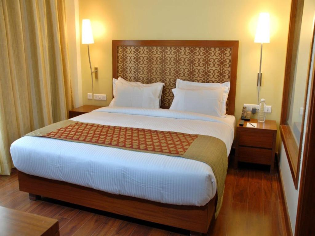 Standard Room - Bed Hotel Cambay Grand - Kukas