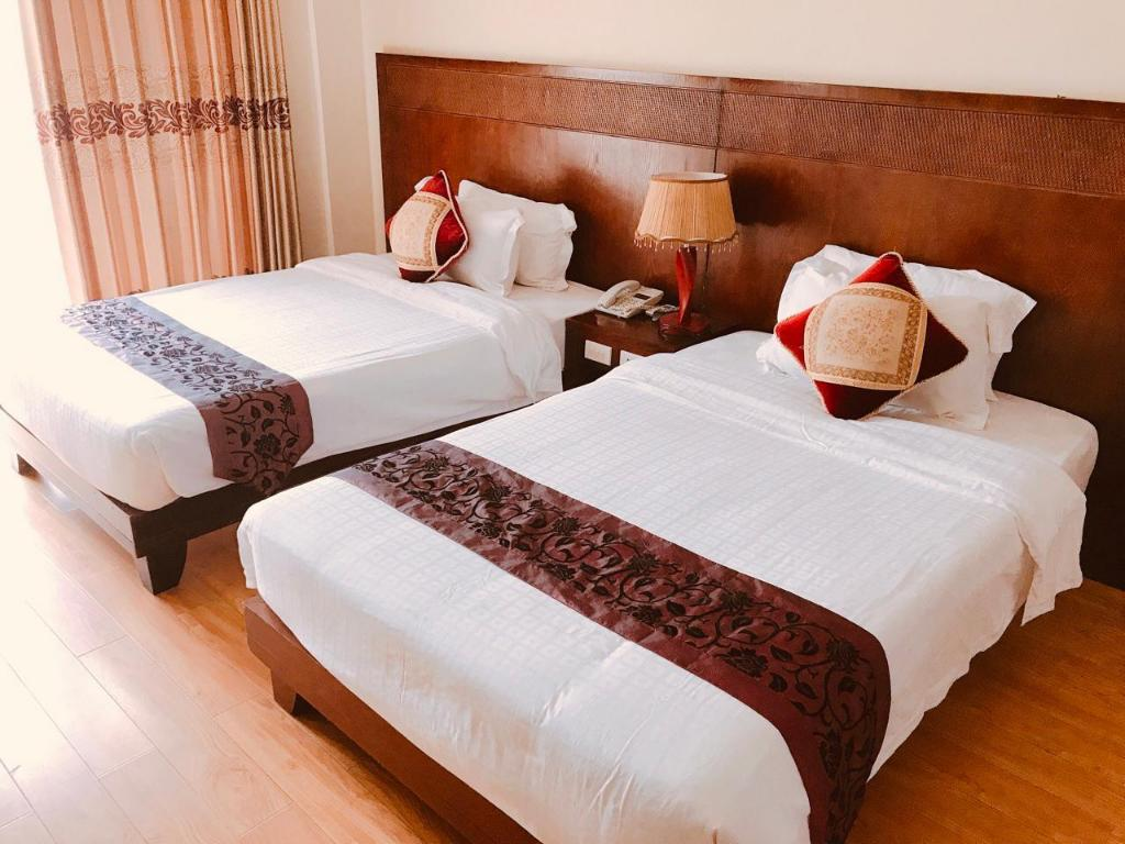 Superior Double or Twin Room - Bedroom Gold Hotel
