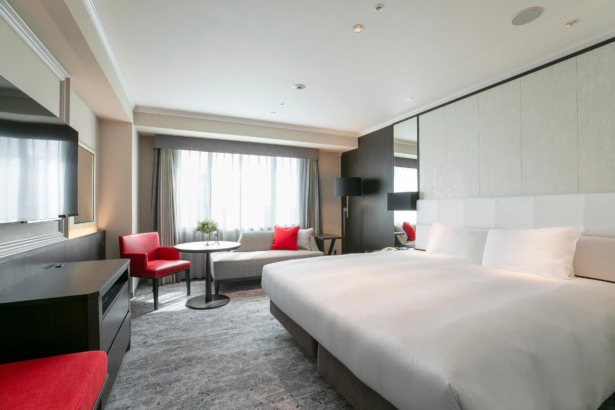 Executive Floor Double Room - Non-Smoking (2 Adults)