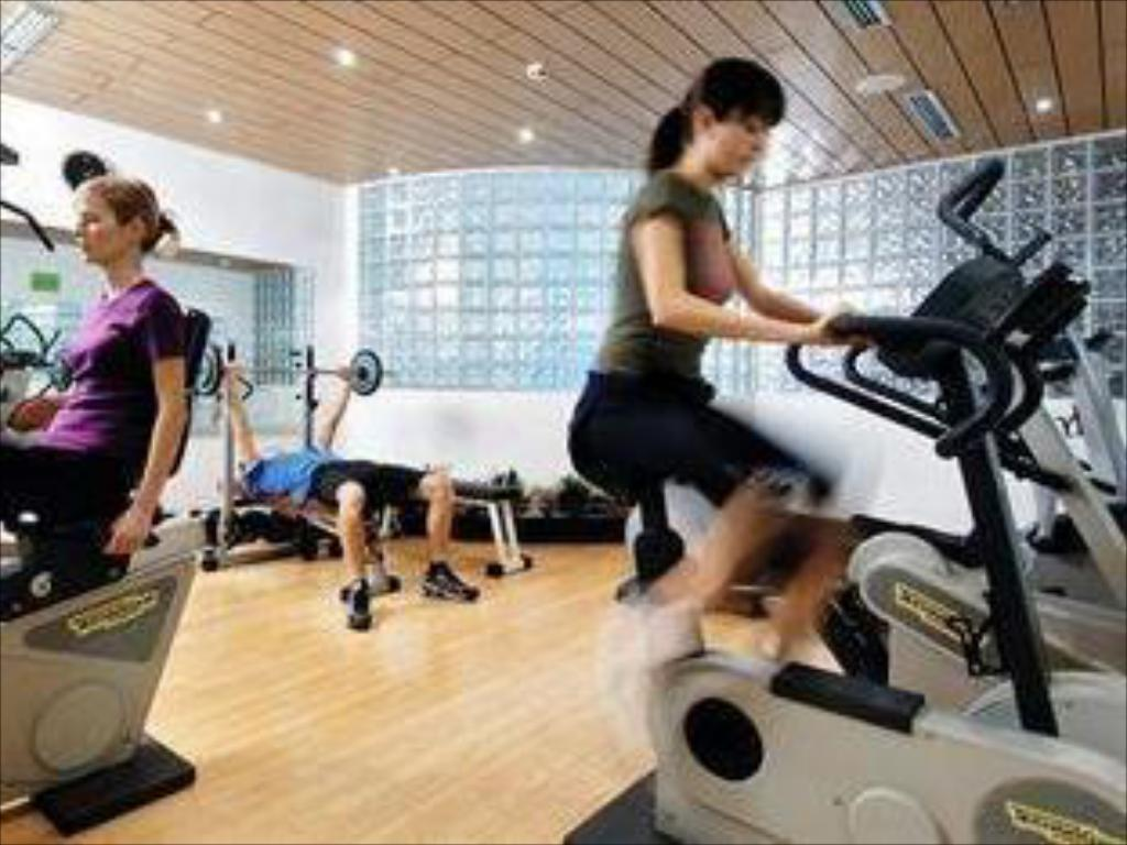 Fitness center Best Western Hotel Adige