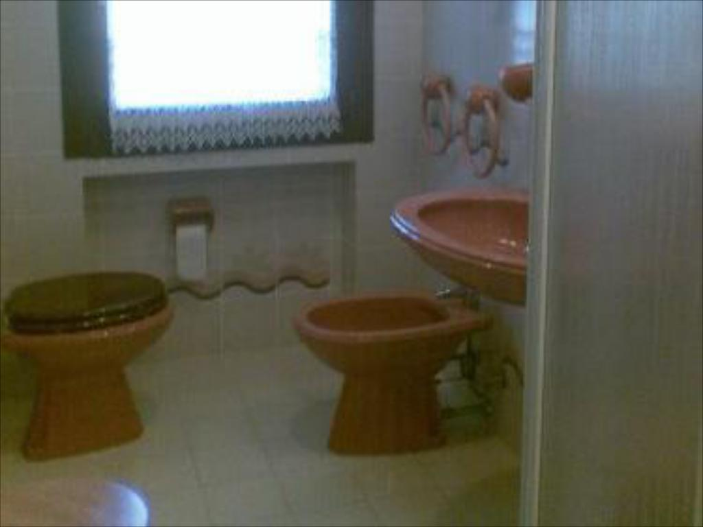 Bathroom Hotel Cime D'Oro