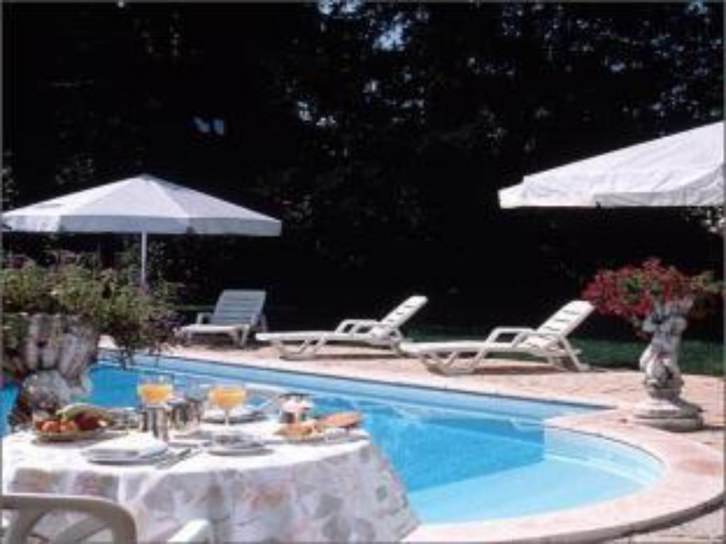 Swimming pool Hotel Du Parc
