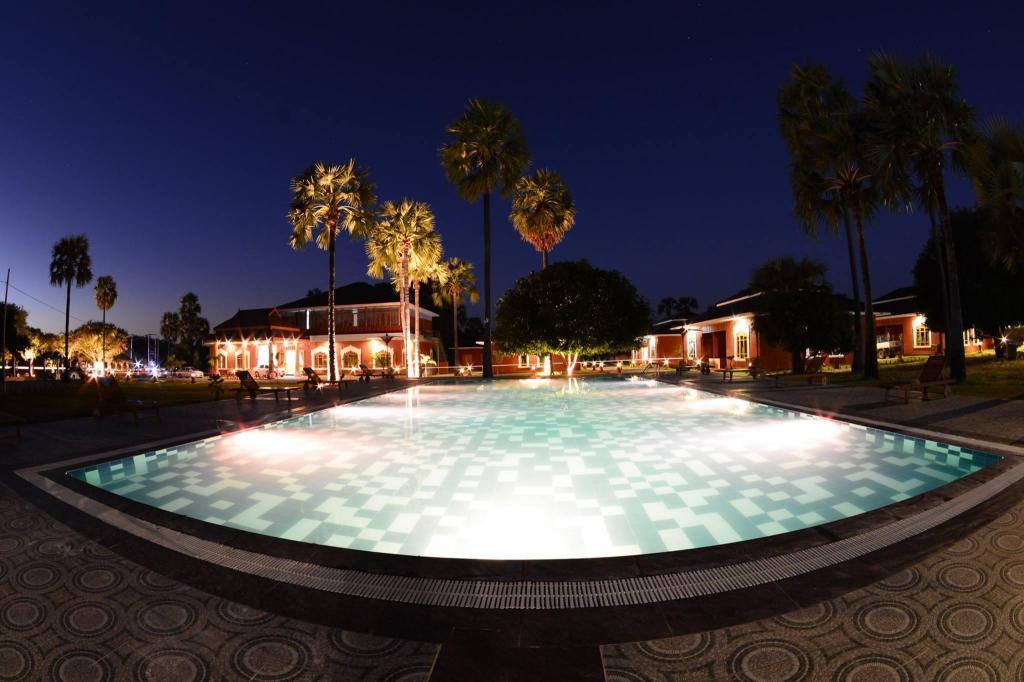 WEStay @ Bagan Lotus Hotel in Myanmar - Room Deals, Photos