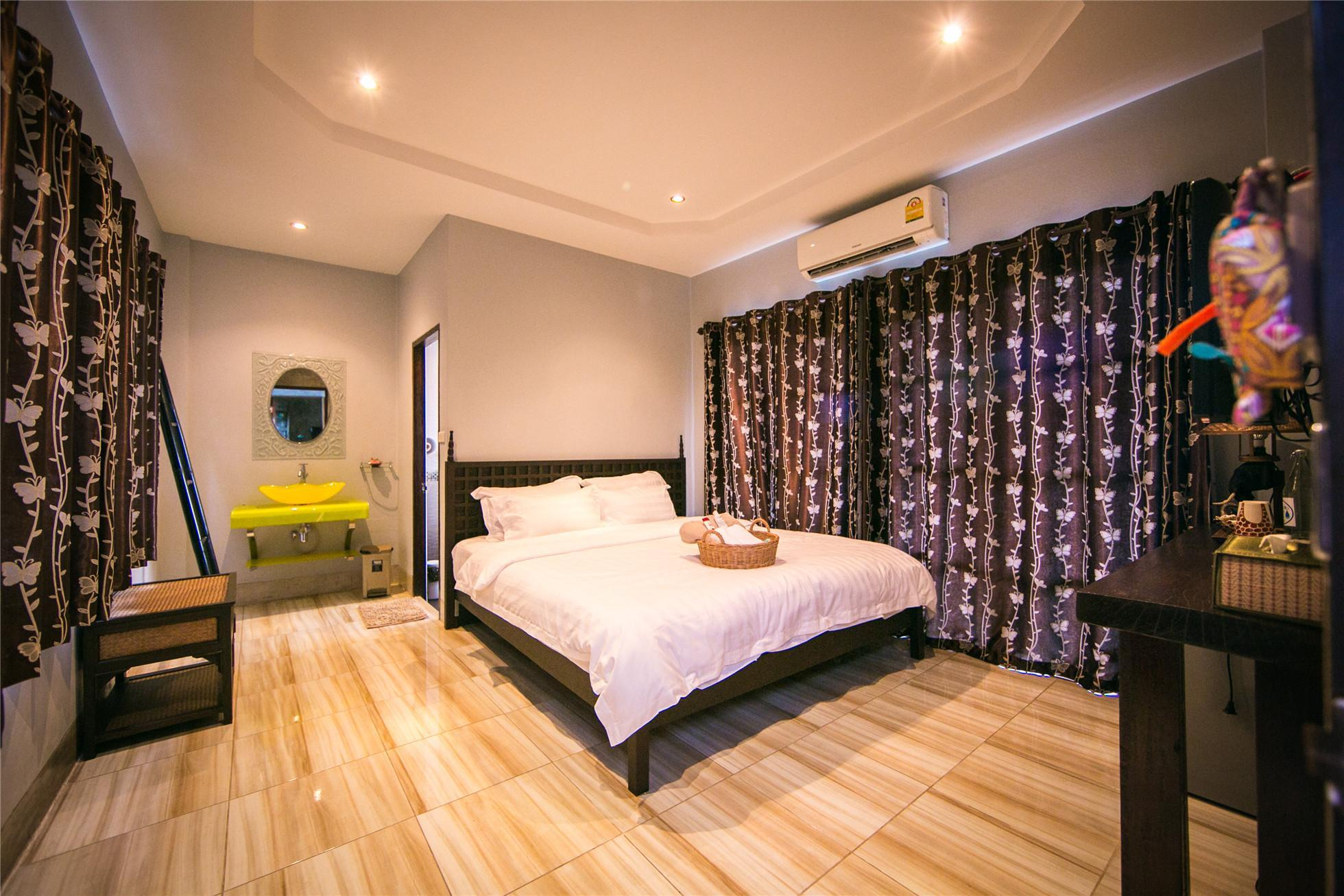 King 1 Kamar Tidur Suite Executive (King 1 Bed Room Executive Suite)