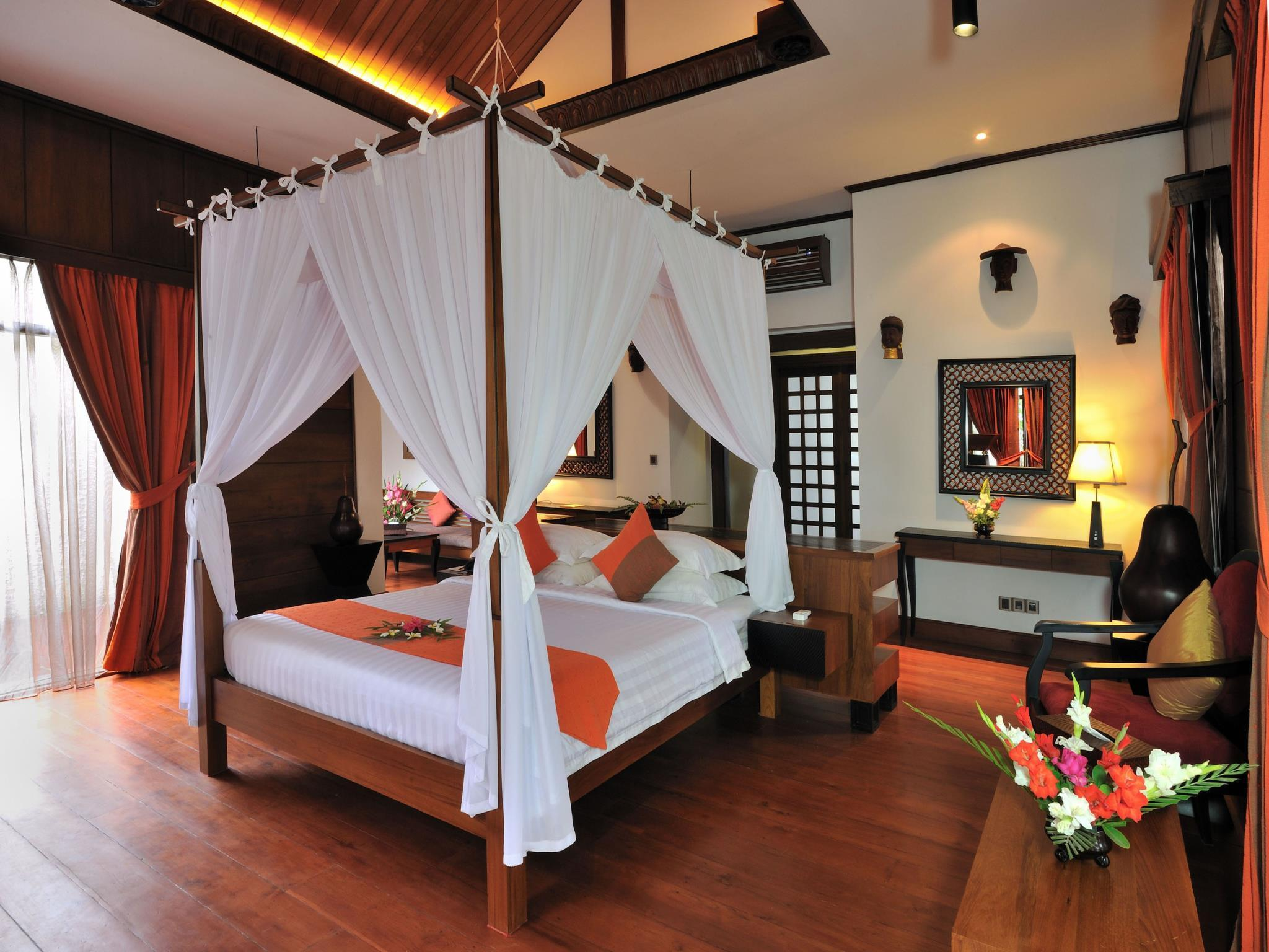 Villa on the Shore with Double Bed