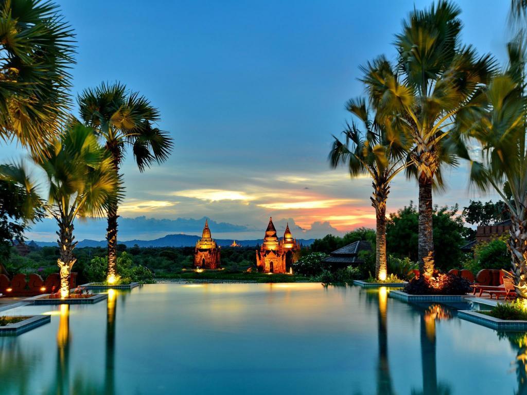 Best Price On Aureum Palace Hotel & Resort In Bagan + Reviews