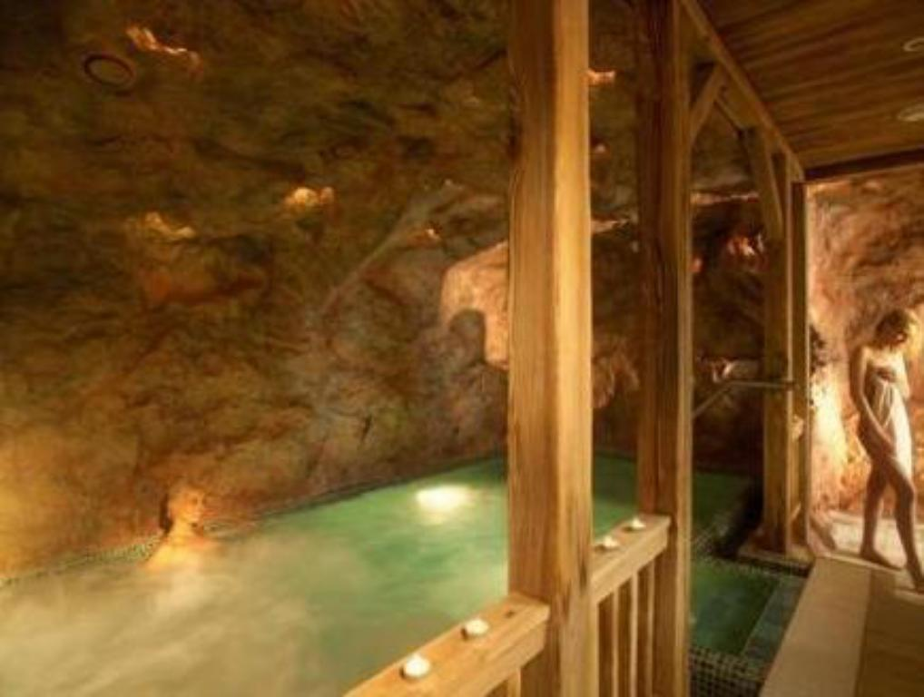 Hot tub Hotel Steger-Dellai