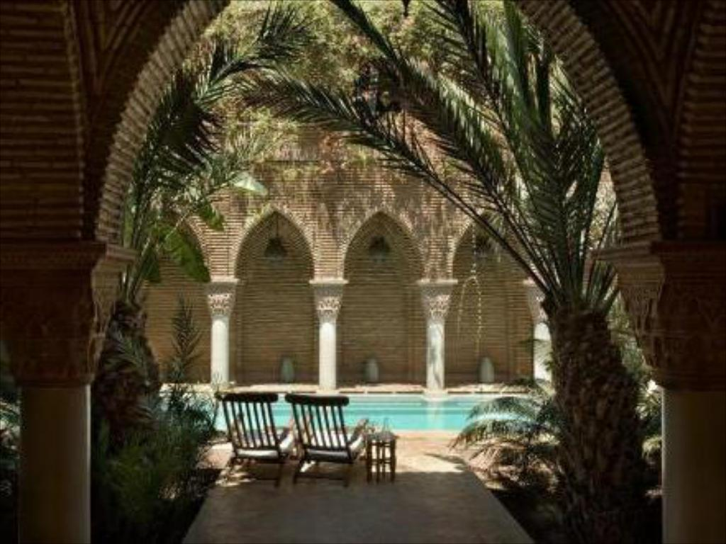Swimming pool La Sultana Marrakech