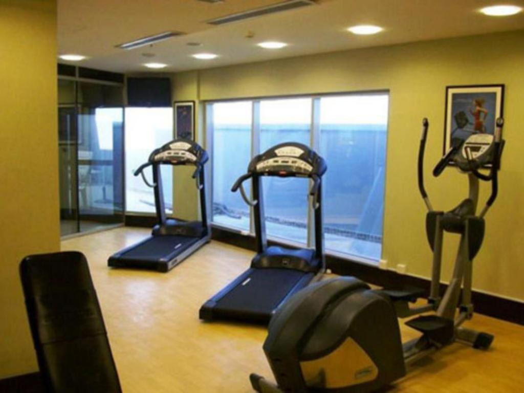Fitness center L'Arabia Hotel Apartments
