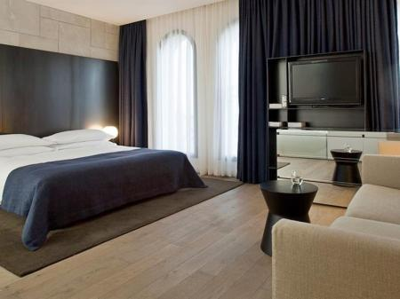 Double Executive Mamilla Hotel - The Leading Hotels of the World