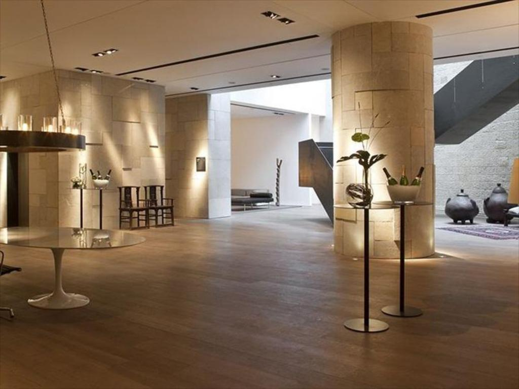 Lobby Mamilla Hotel - The Leading Hotels of the World
