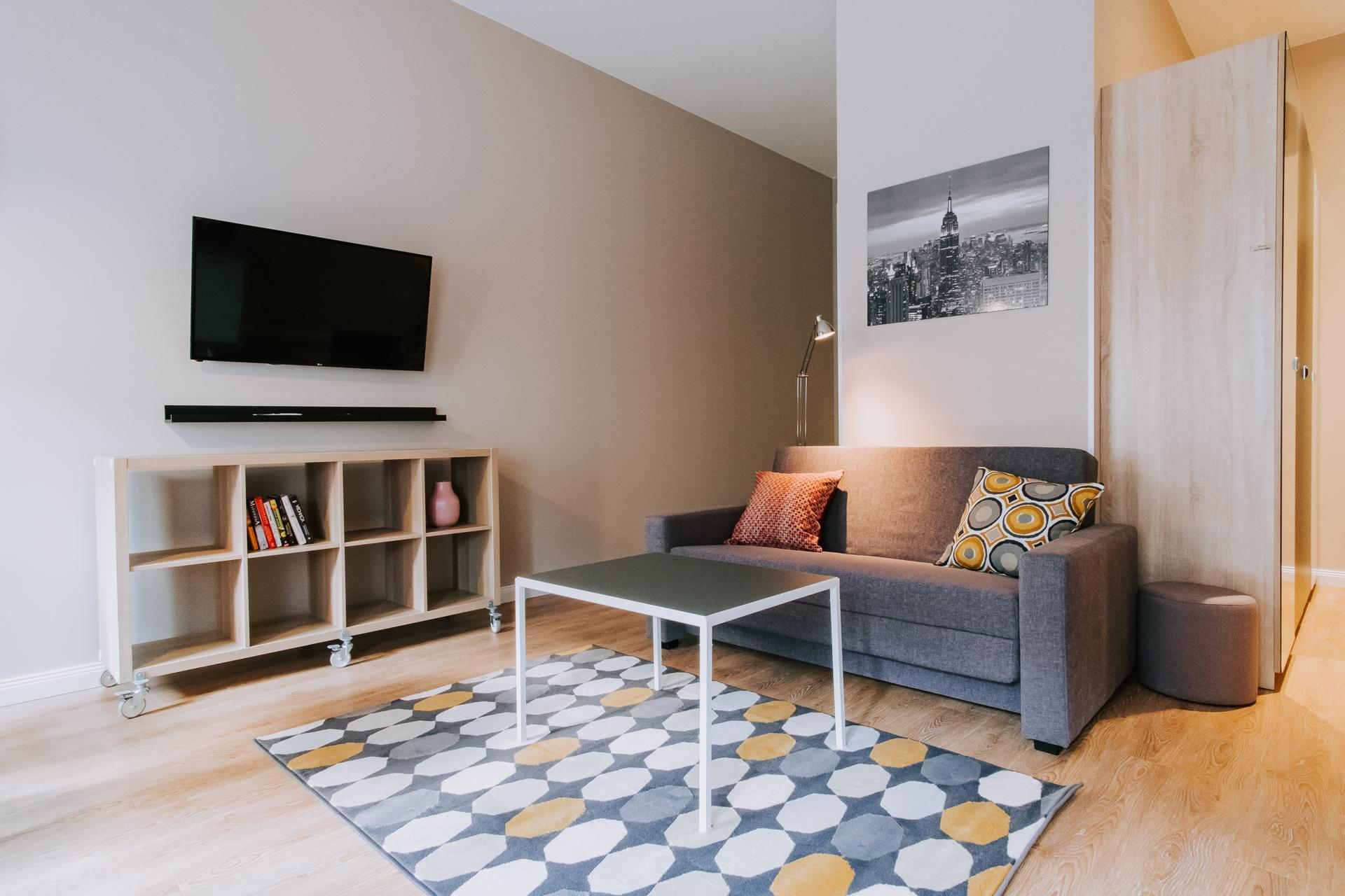 Apartament de luxe de 3 habitacions (Deluxe 3-Bedroom Apartment)