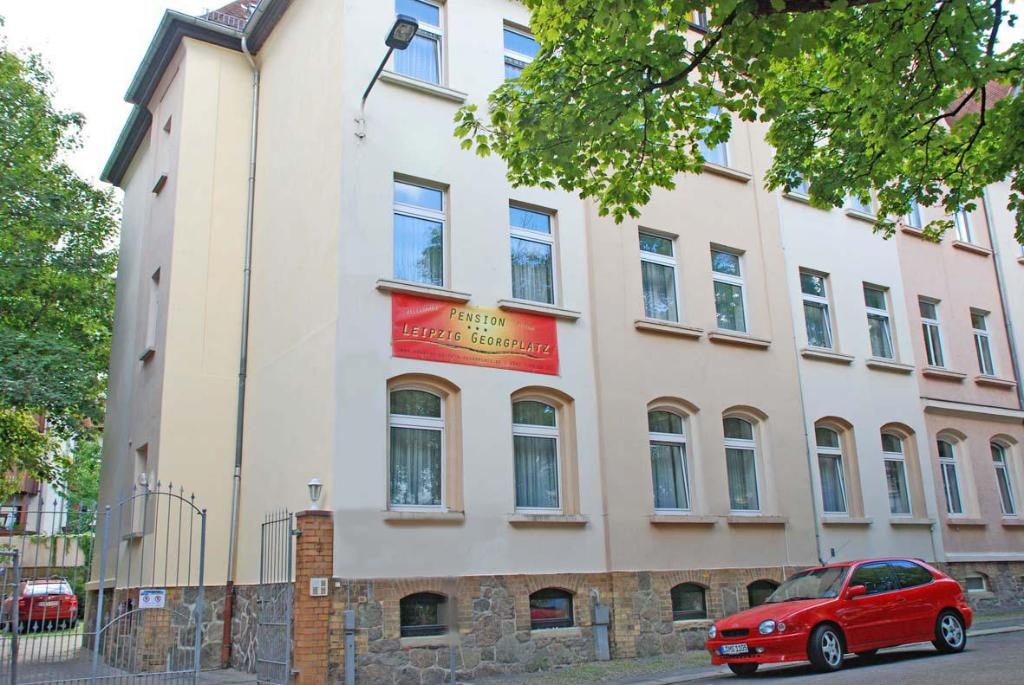 Pension Leipzig Georgplatz