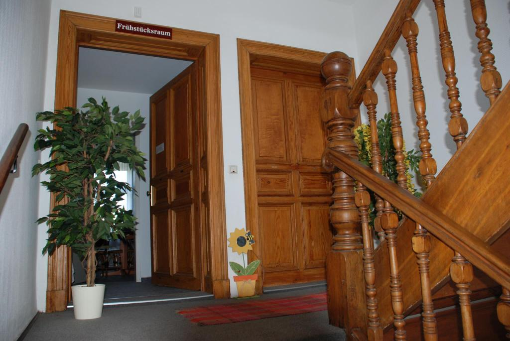 Interior view Pension Leipzig Georgplatz