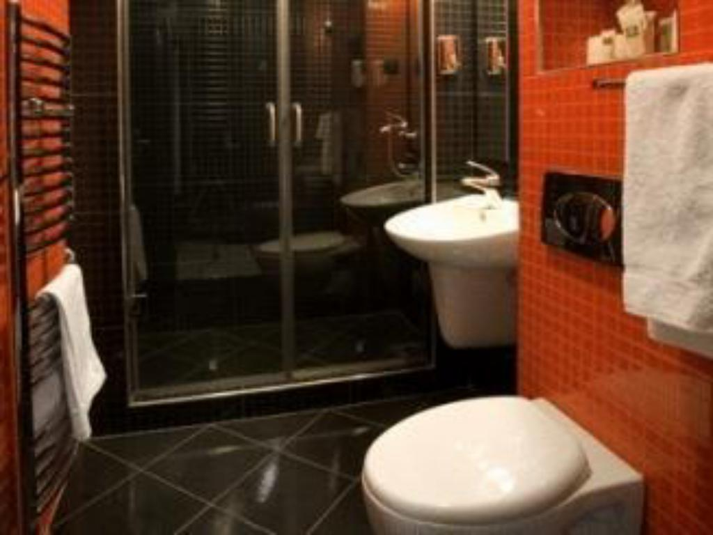 Bathroom Prezident Hotel