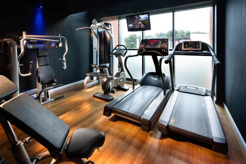 Fitness center pentahotel Ipswich