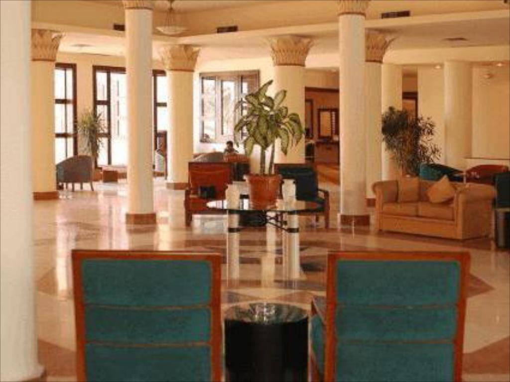 Interior view Resta Reef Resort Marsa Alam