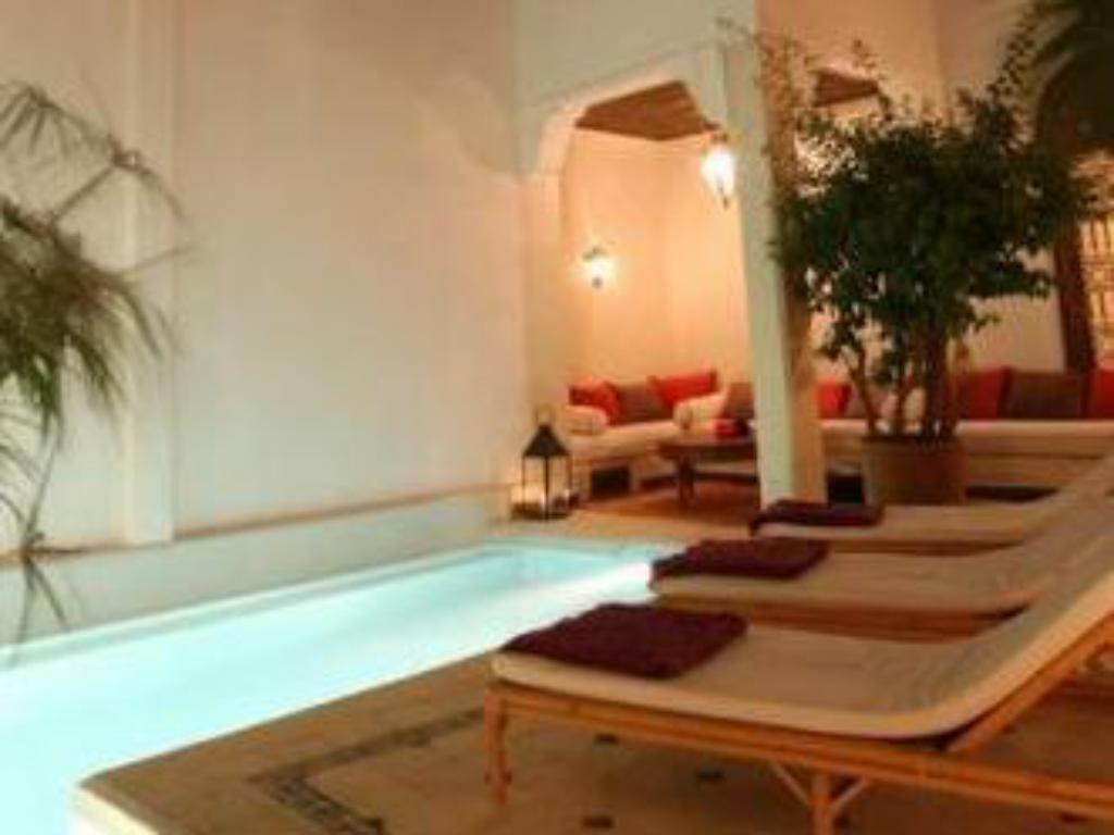 More about Riad Alma