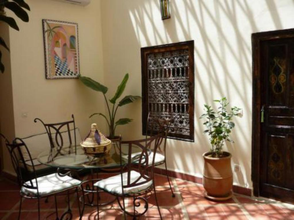 More about Riad Maïa