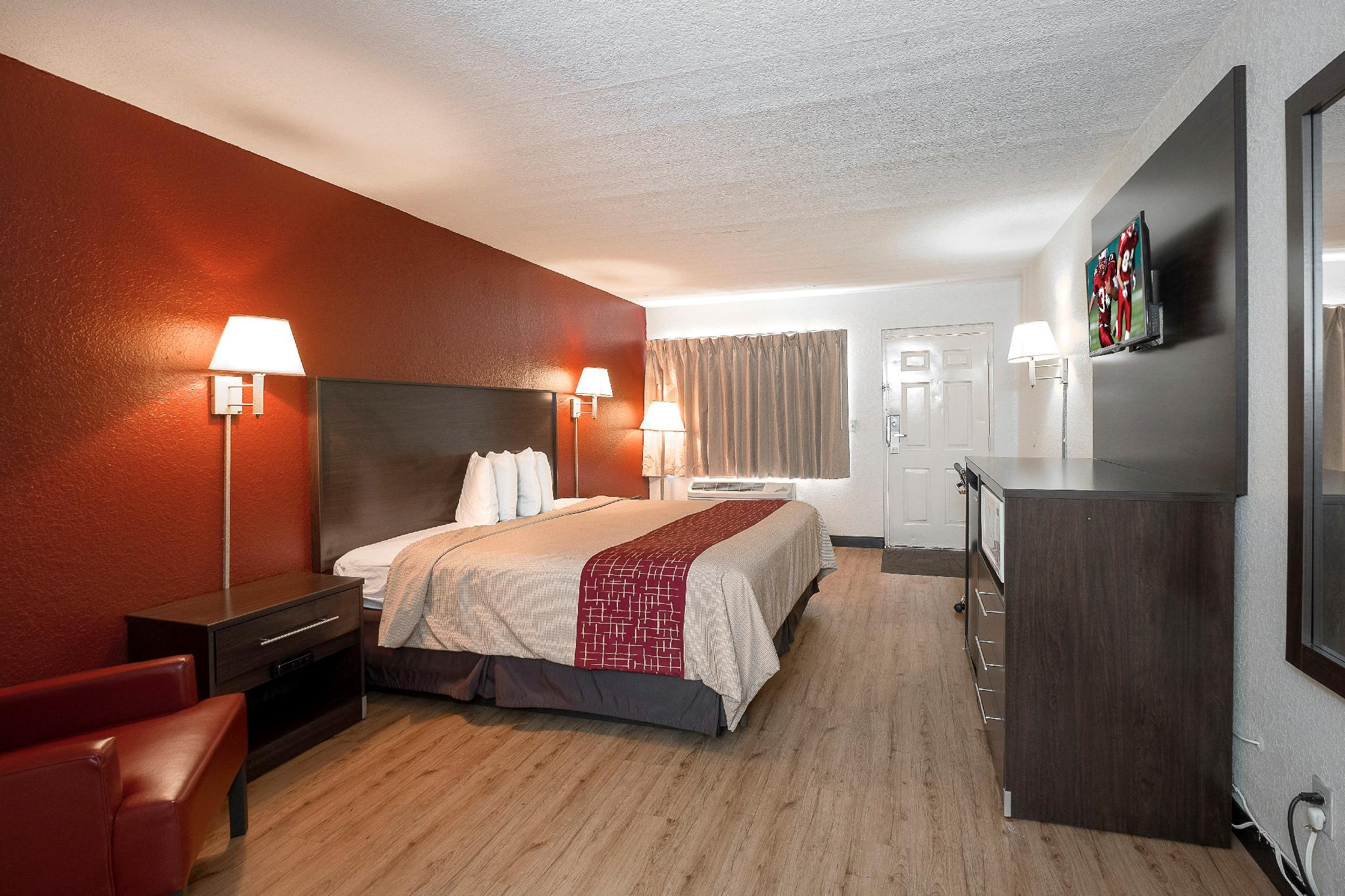 Red Roof Inn Ft Pierce In Fort Pierce Fl Room Deals