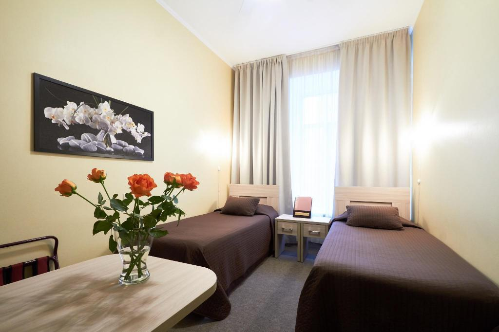Standard Room With Twin Beds - Bed Nevsky Contour Hotel