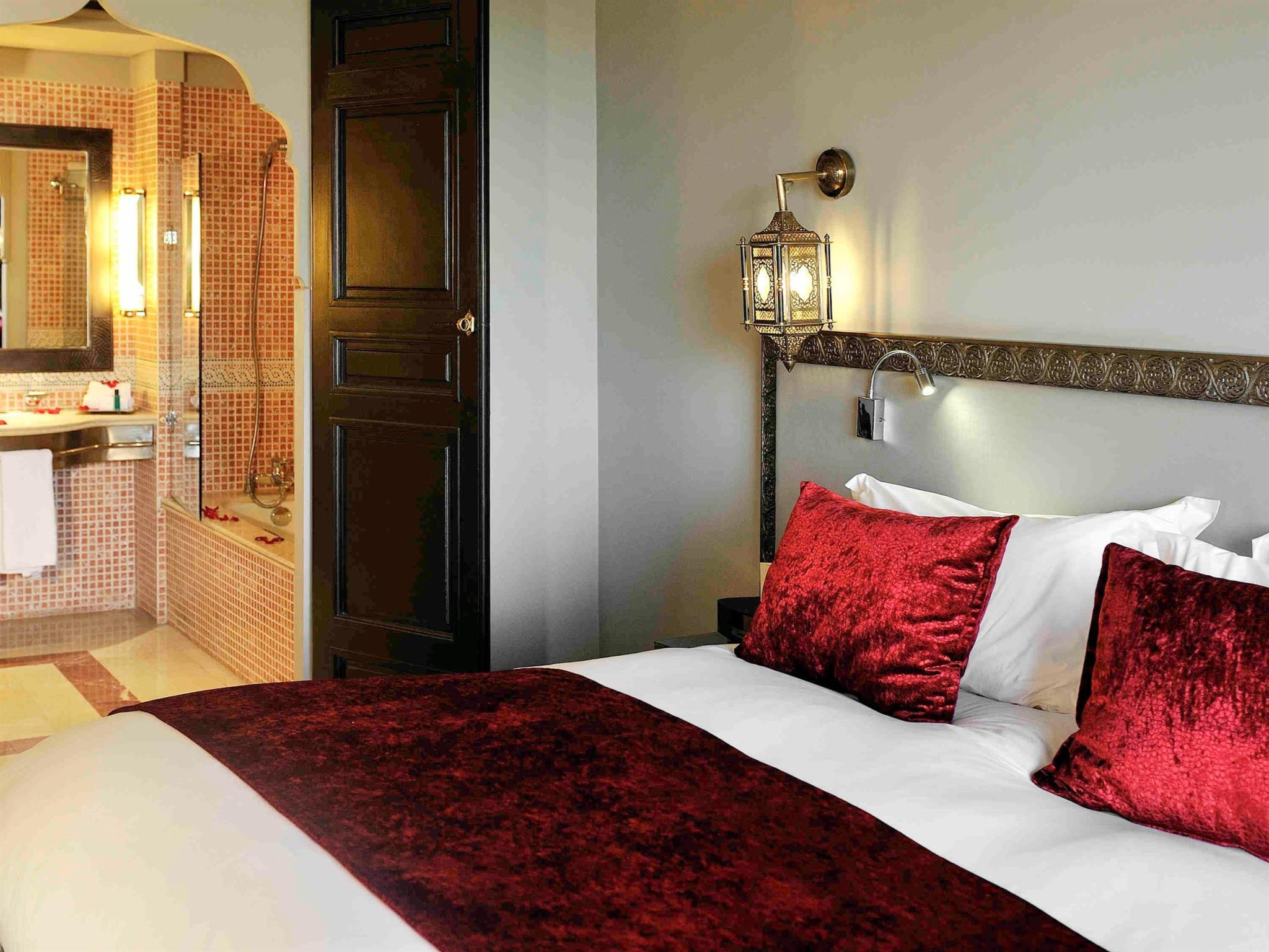 Quarto King luxuoso (Luxury King Room)