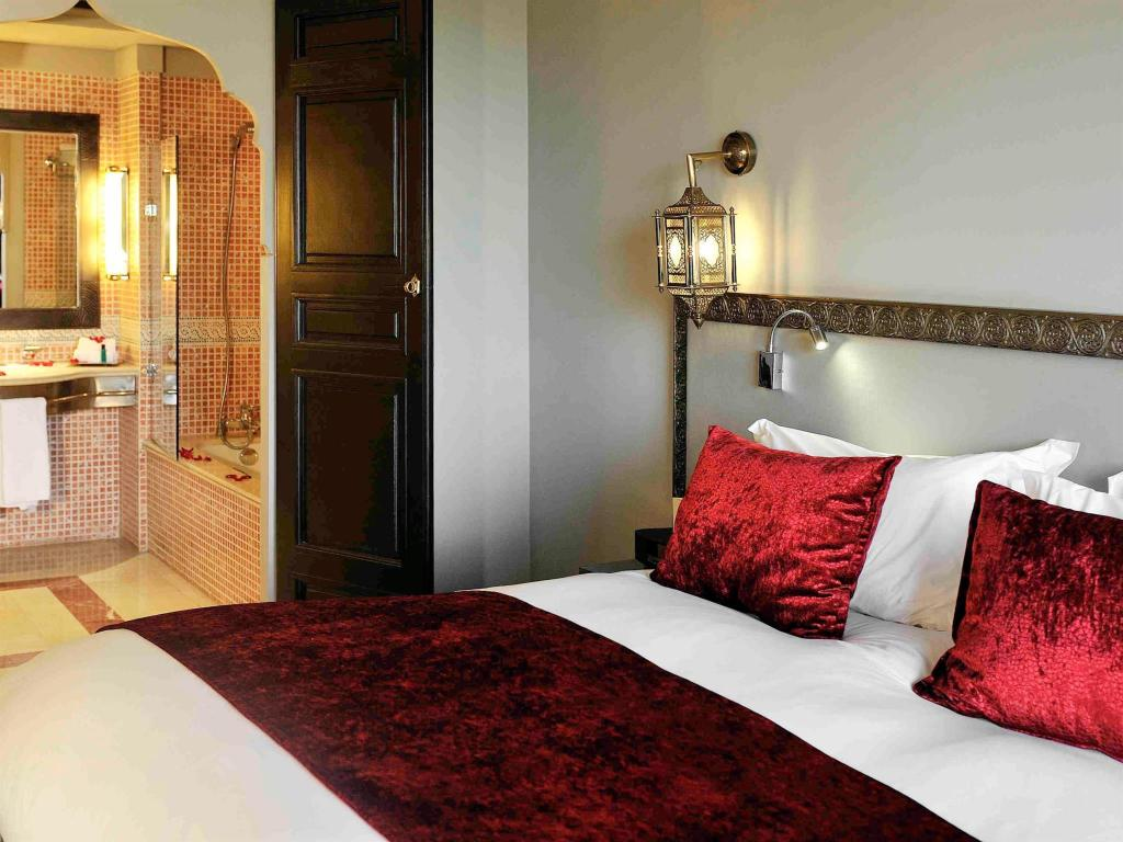 Luxury King - Letto Hotel Sofitel Marrakech Palais Imperial