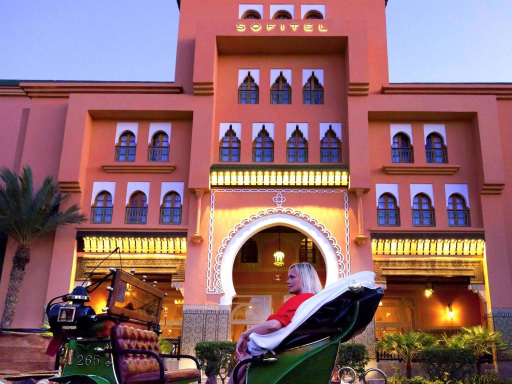Hotel Sofitel Marrakech Palais Imperial