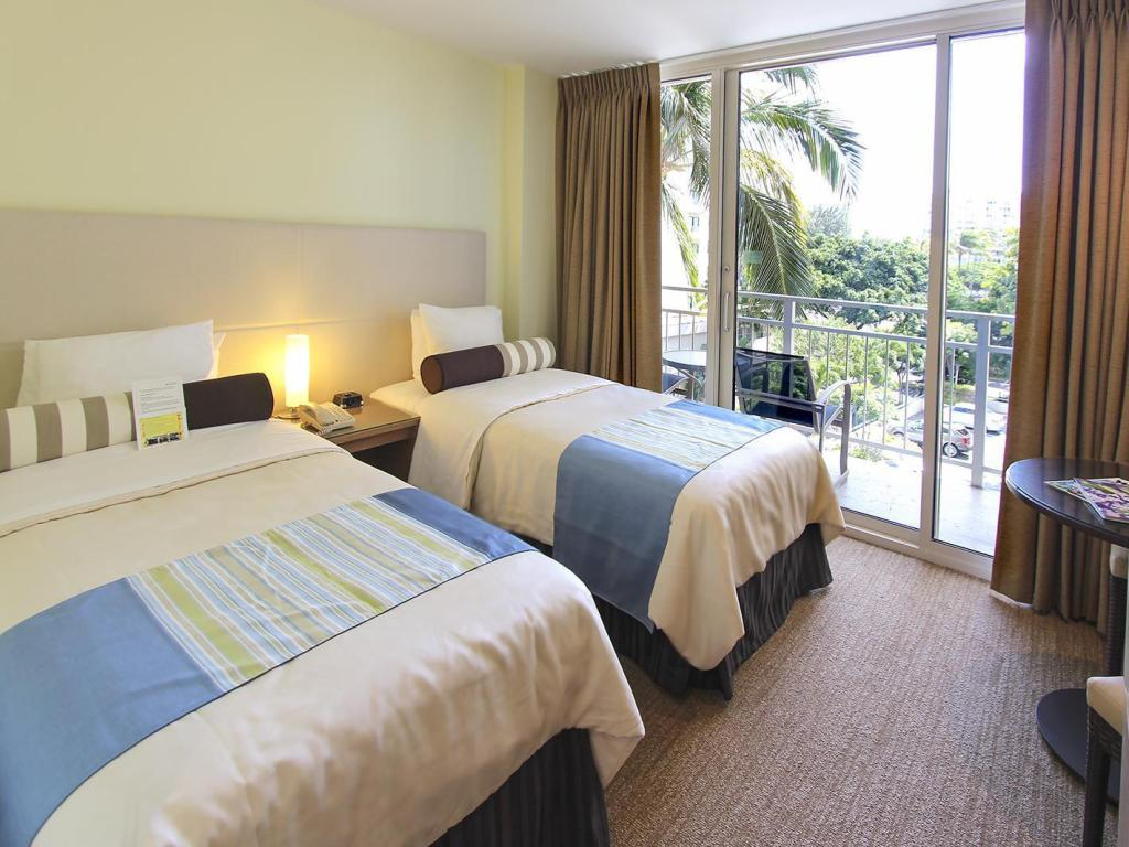Moderate The New Otani Kaimana Beach Hotel