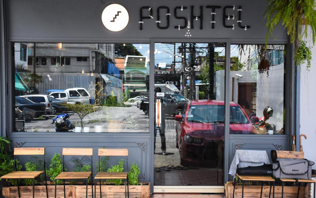 Bandai Poshtel Phuket in Thailand - Room Deals, Photos & Reviews