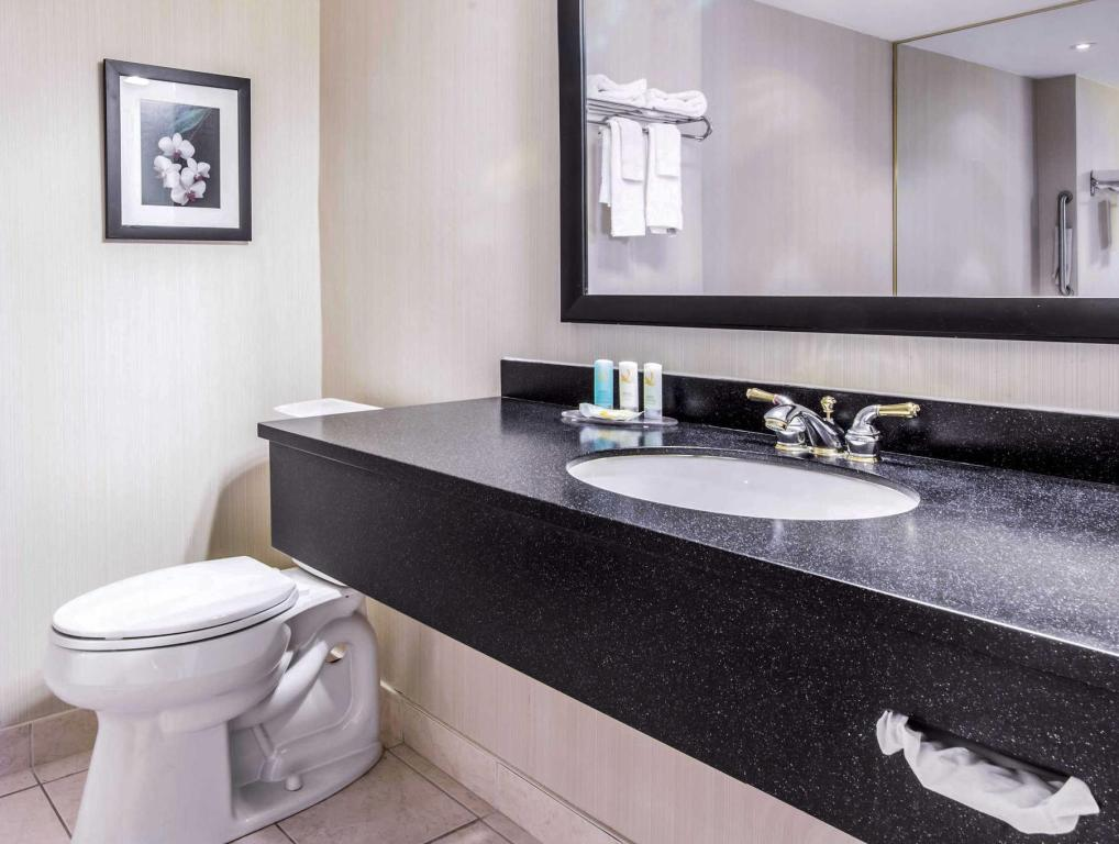 Standard Accessible Quality Inn Airport West Mississauga
