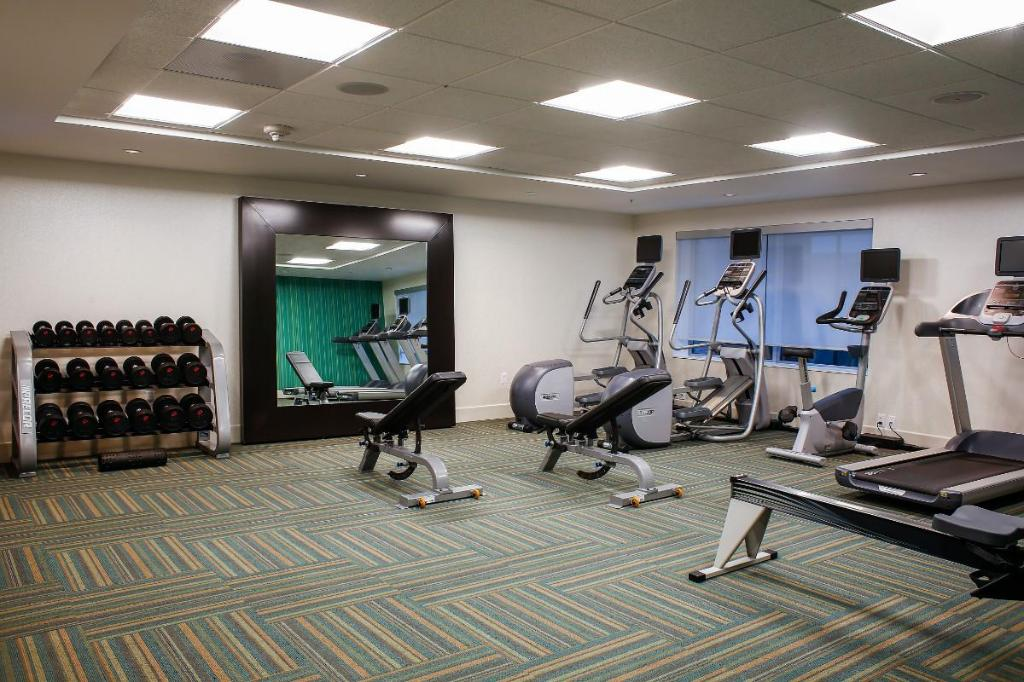 Fitnesscenter Holiday Inn Express Evansville