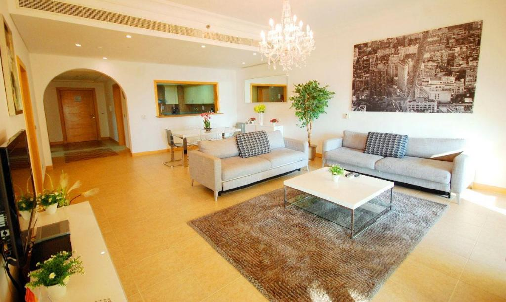 Apartament de 2 llits E&T Holiday Homes - Al Tamr