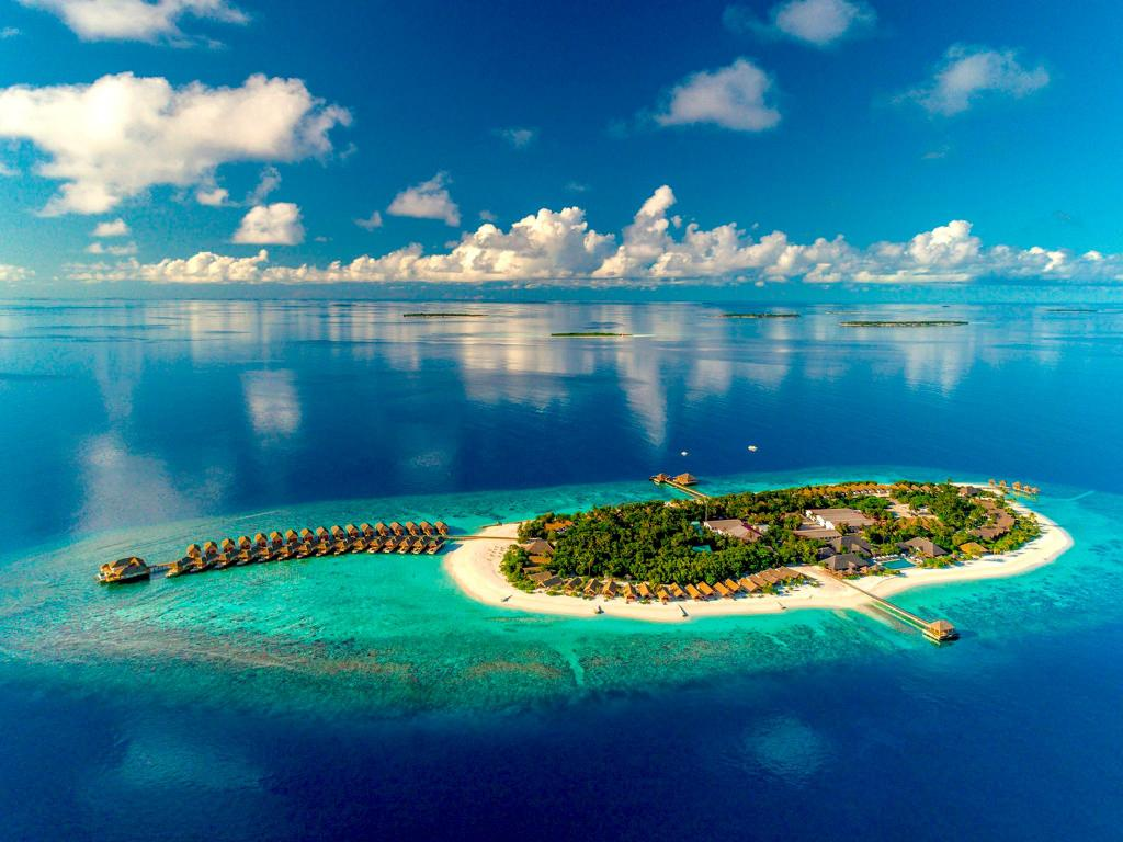 Kudafushi Resort Spa All Inclusive In Maldives Rooms