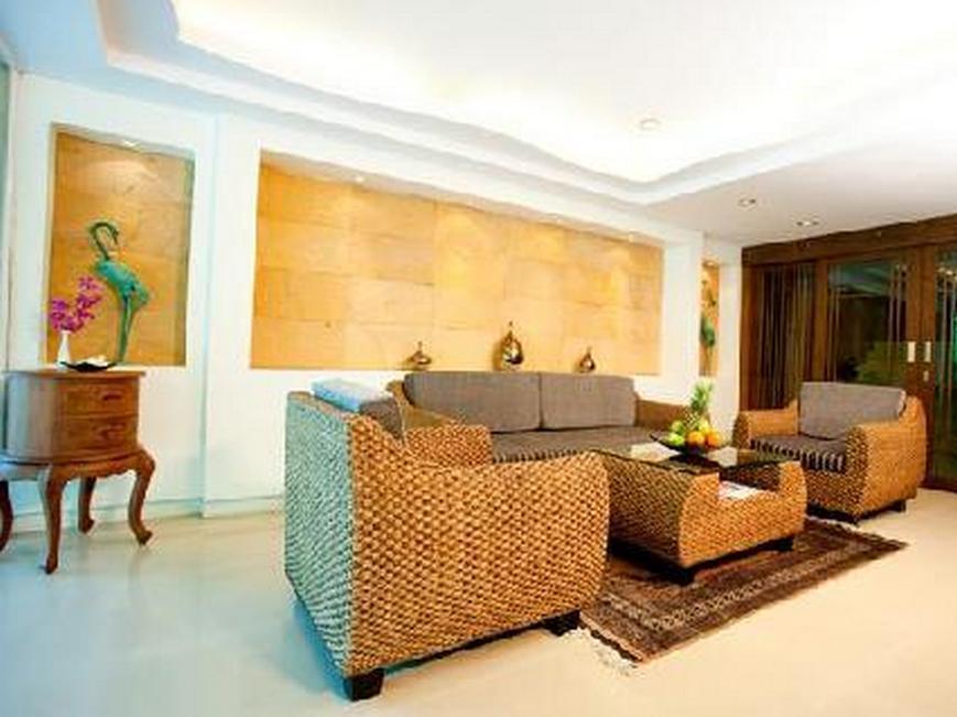 Book Green Point Resort i Bangkok på