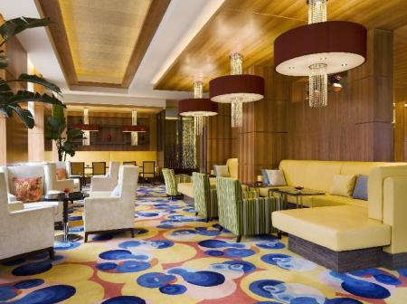 Interior view The Sandalwood, Beijing - Marriott Executive Apartments