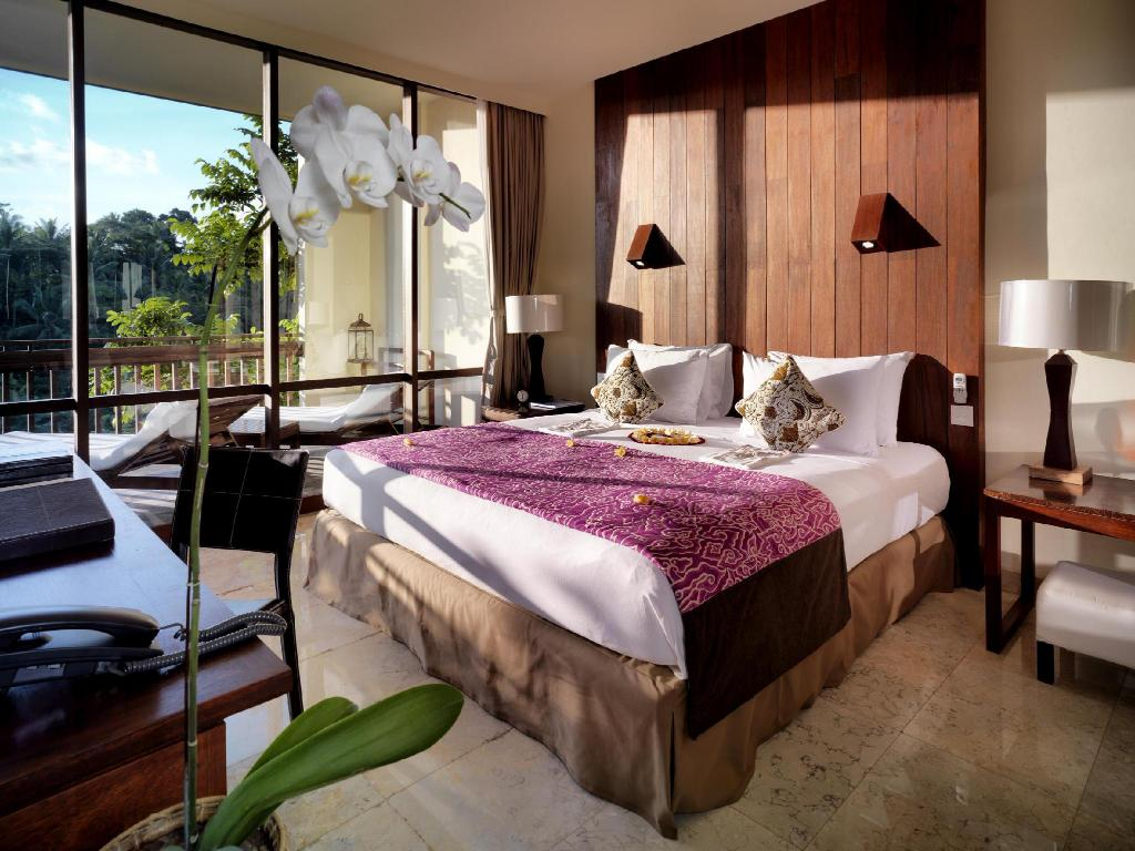 Suite - Suite room Komaneka at Bisma Ubud