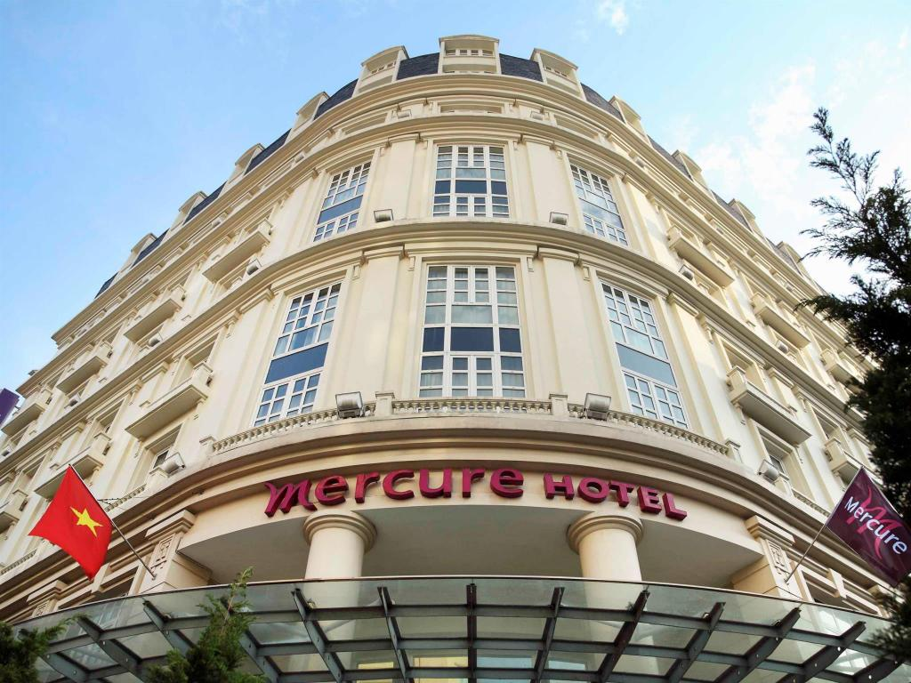More about Mercure Hanoi La Gare Hotel