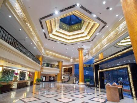 Vestíbul New World Shunde Hotel