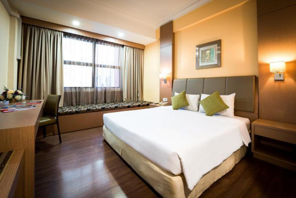 Deluxe  - Bed Hotel Sentral Johor Bahru @ Woodland Causeway
