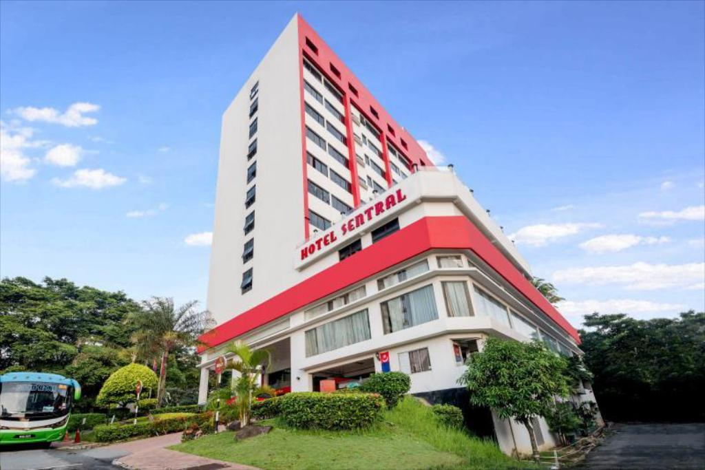 Rooms: Hotel Sentral Johor Bahru In Malaysia