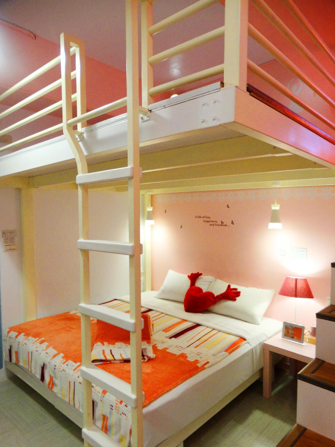 Kamar Loteng (Attic Room)