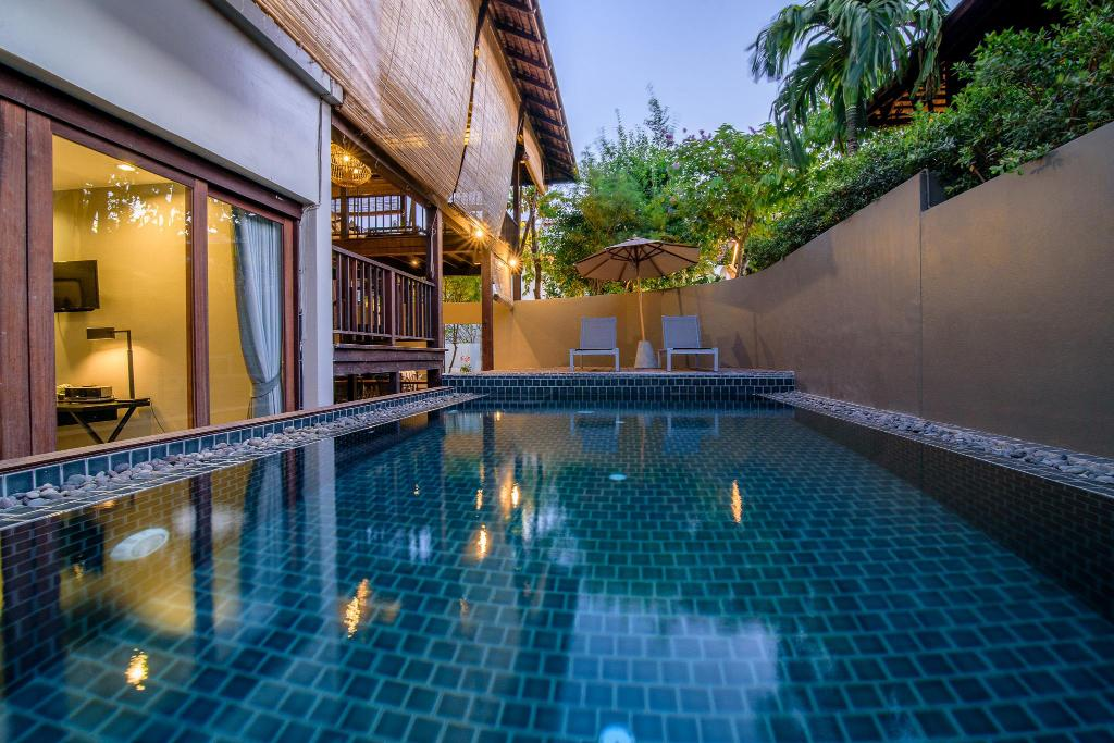 3-Bedroom Pool Villa - privat pool