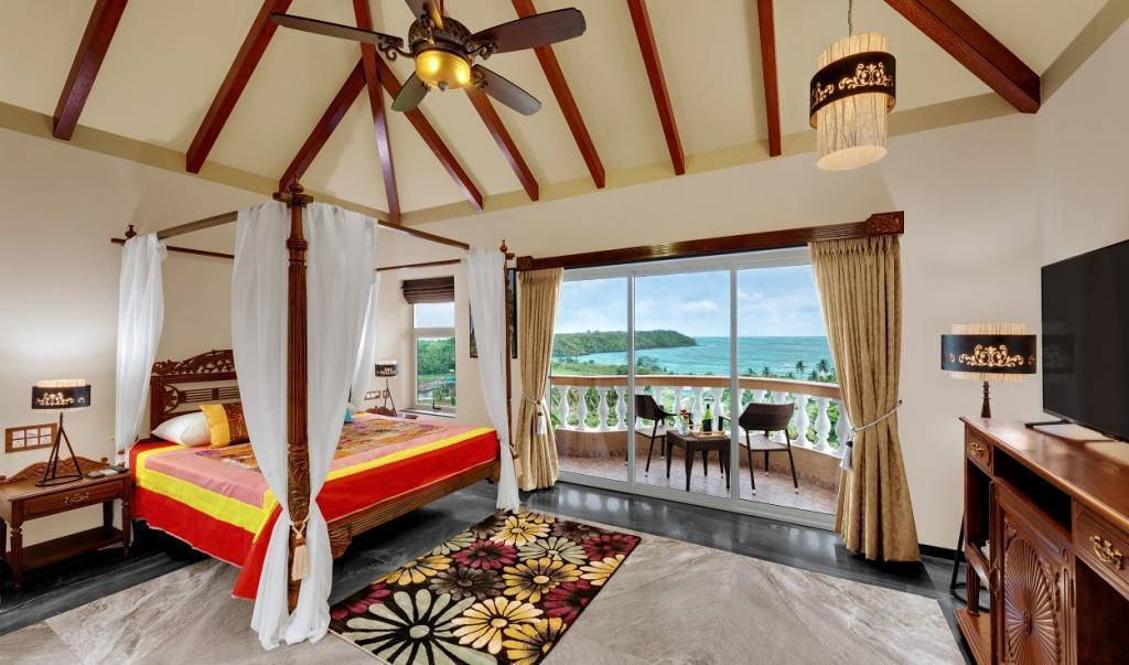 Suite dengan Pemandangan Laut (Sea View Suite)